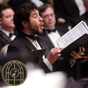 Tenor Solo with the Fort Wayne Philharmonic - Bach Magnificat in D