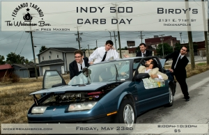 Birdy's Carb Day
